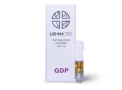 Urth 510 Granddaddy Purp Vape Cartridge