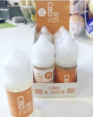 CBD Living Vape e-Juice