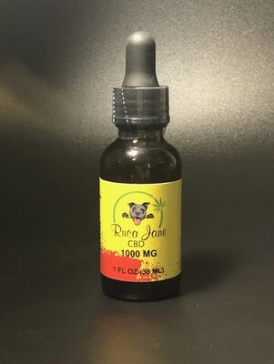 Ruca Jane 1000 mg Oil