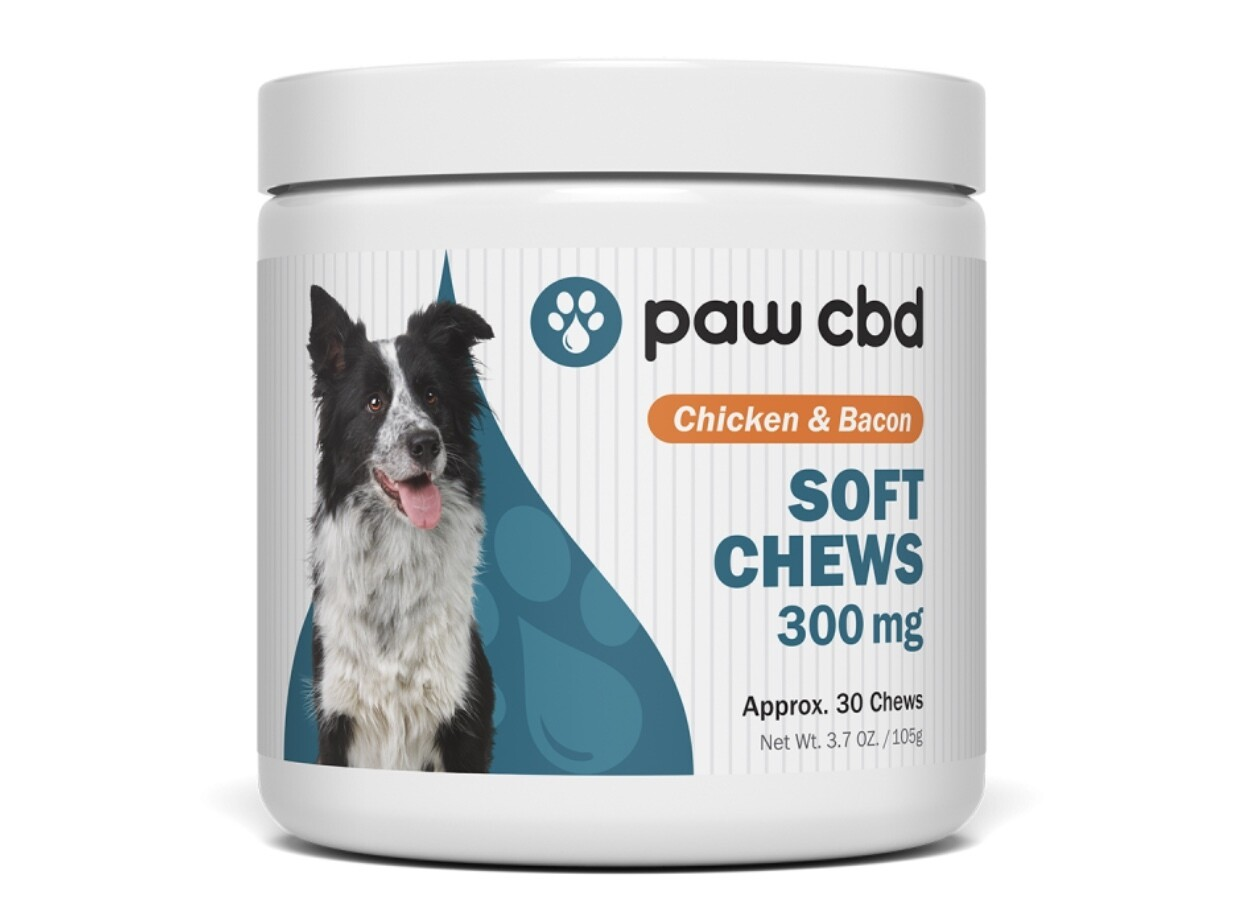 CBD Paw Soft Chew 300mg