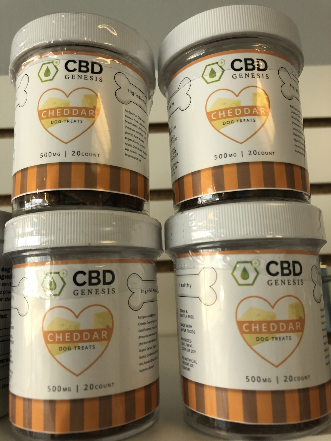 CBD Genesis Dog Treats