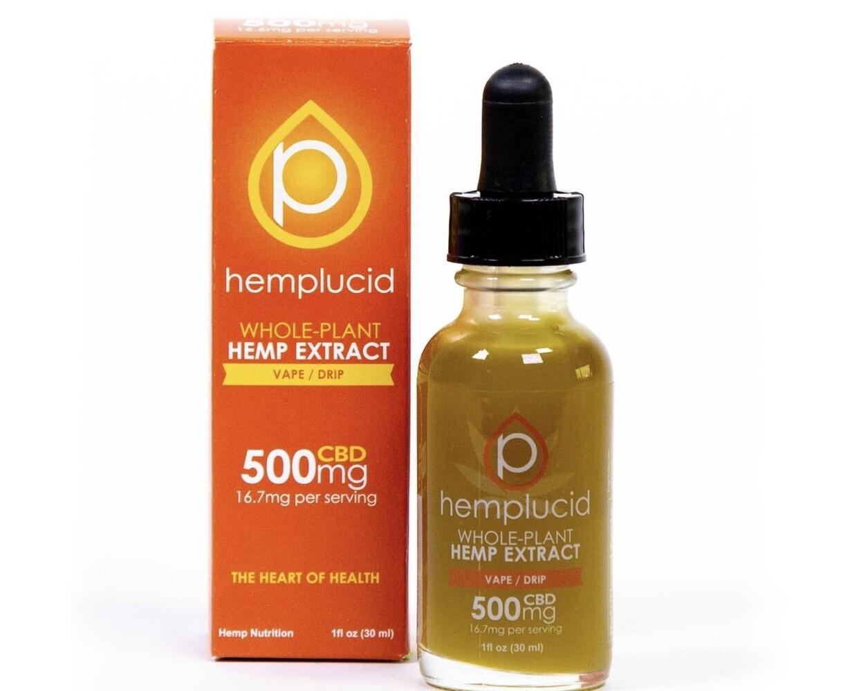 Hemplucid 500 mg Vape