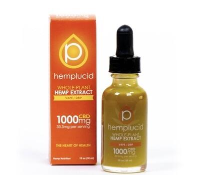 Hemplucid 1000 mg Vape