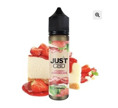 Just CBD 1000 mg vape juice