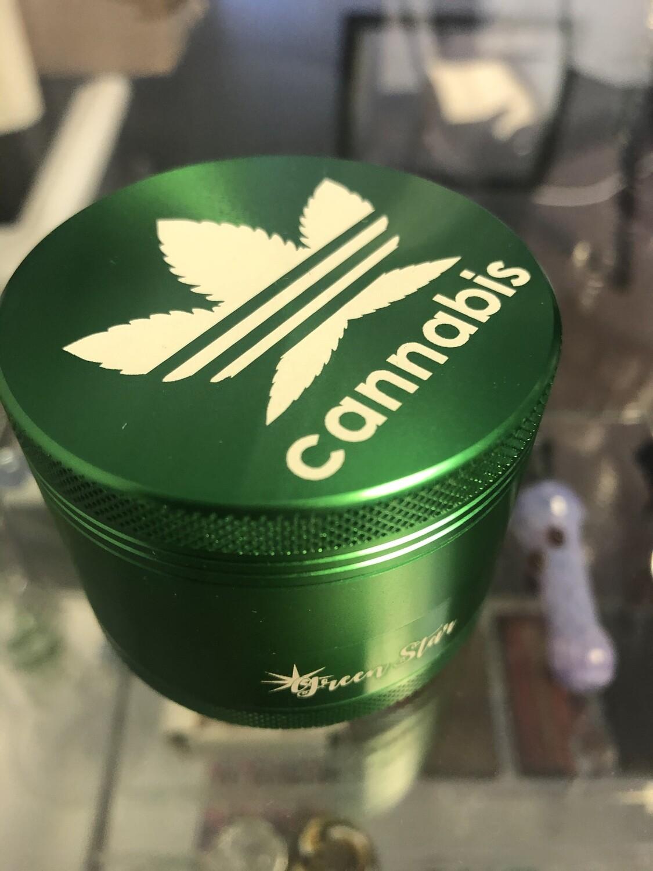 Cannabis Grinders