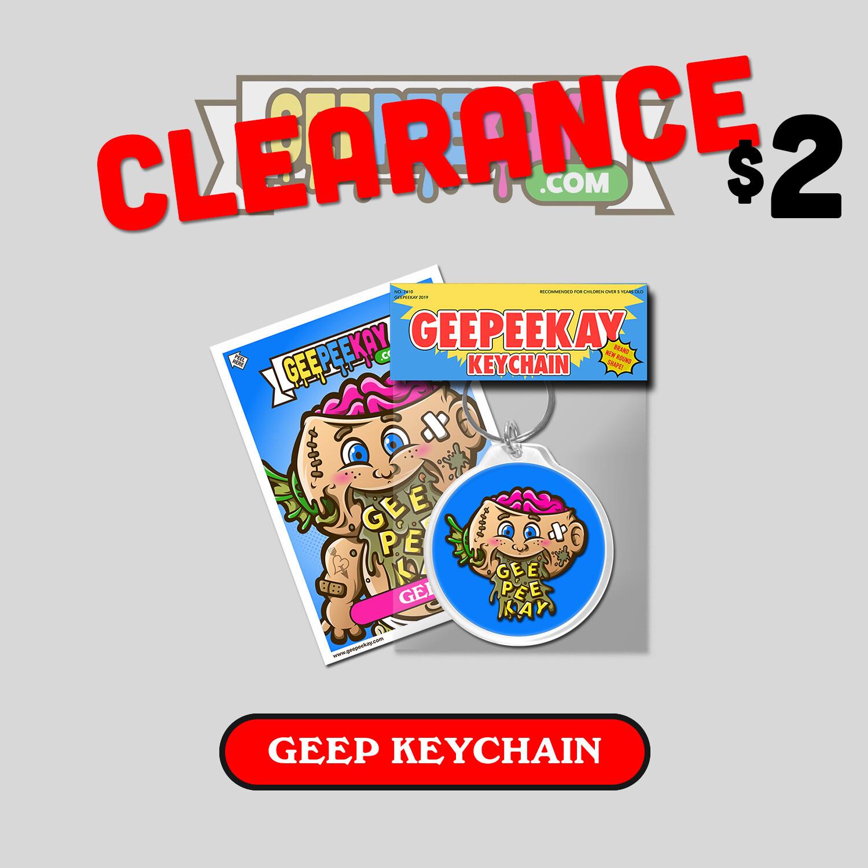 Geep Keychain (60% OFF)