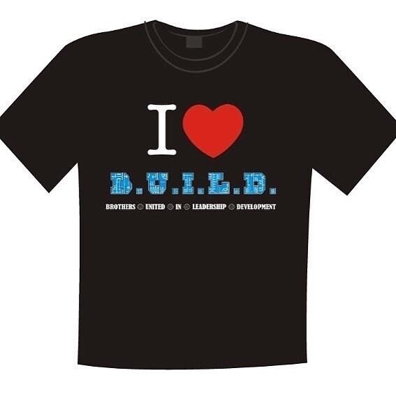 "I ❤️ BUILD ""Women's T-Shirt"""