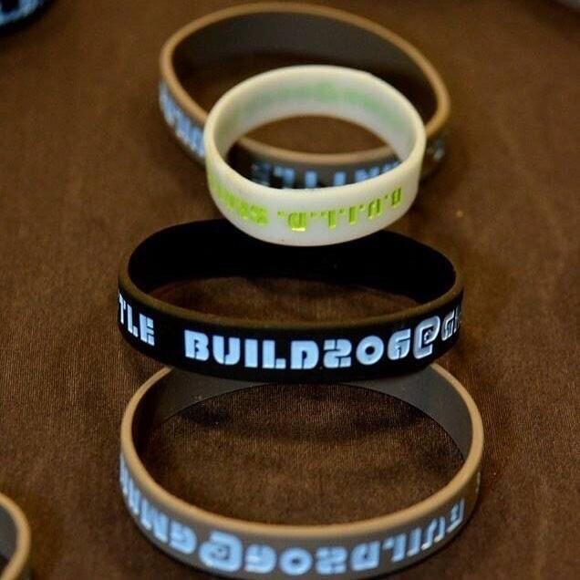 BUILD Wristband