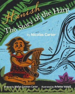 Hanish - The Story of the Harp