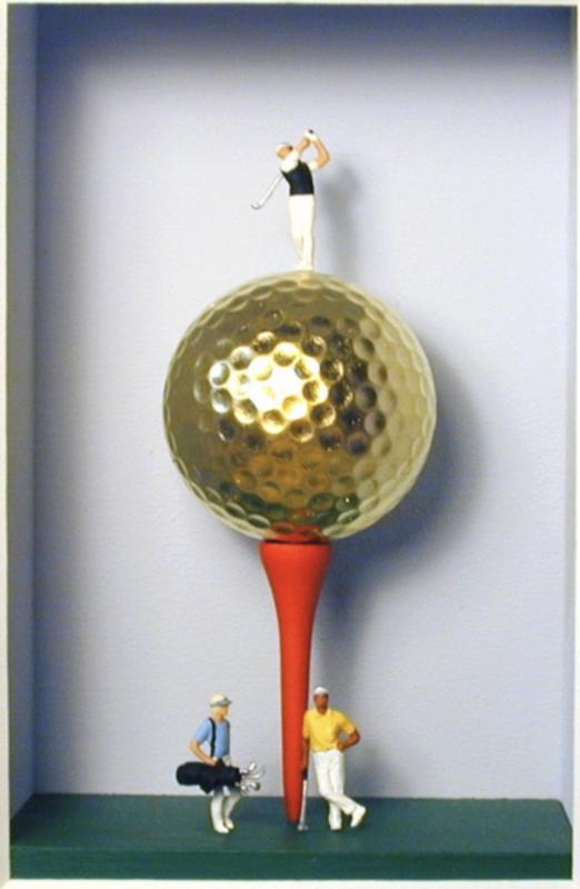 """Volker Kühn """"Golf"""""""
