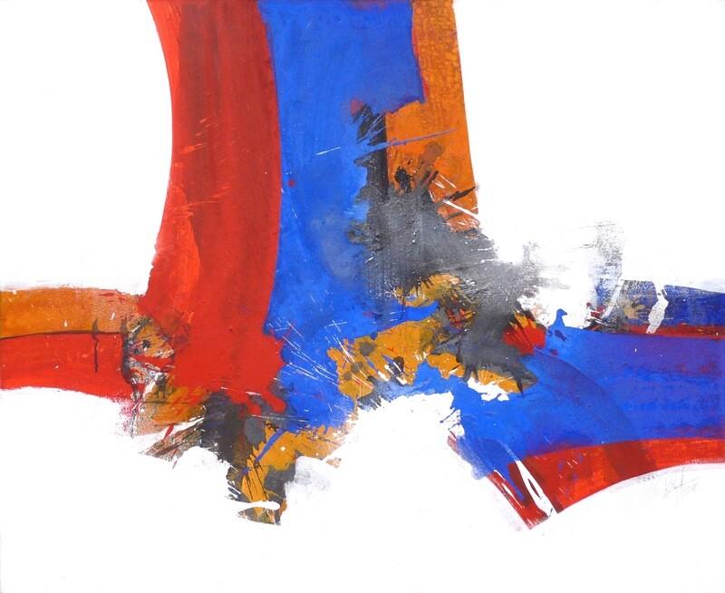 Original Gemälde Roger Greßl