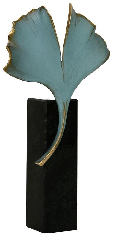 Original Bronzeplastik Jana Pfeifer