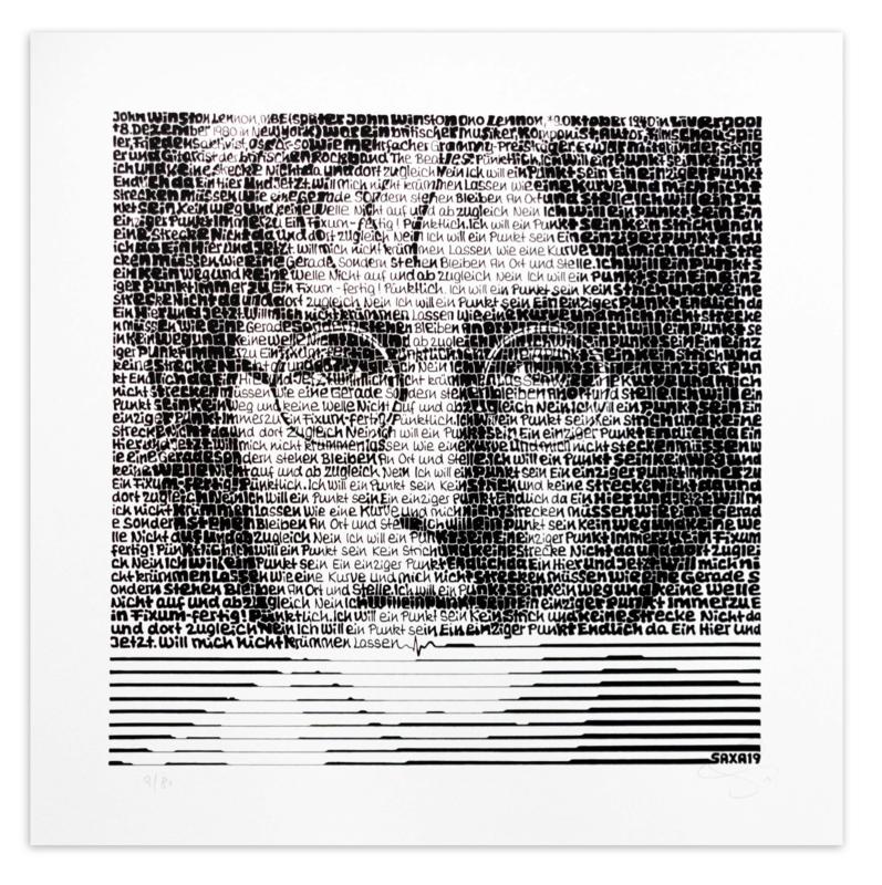 """SAXA """"John Lennon"""""""