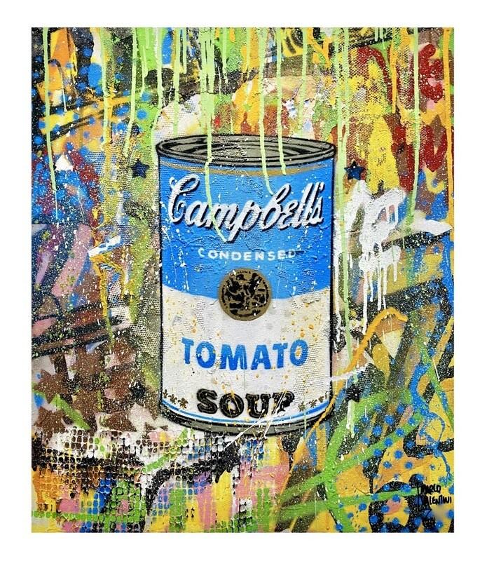 """Marco Valentini """"Blue Tomato Soup"""""""