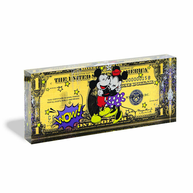 """Devin Miles """"One Dollar Micky"""""""