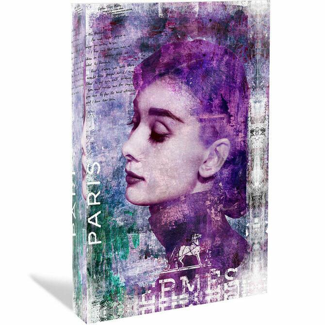 """Devin Miles """"Audrey Hepburn"""""""