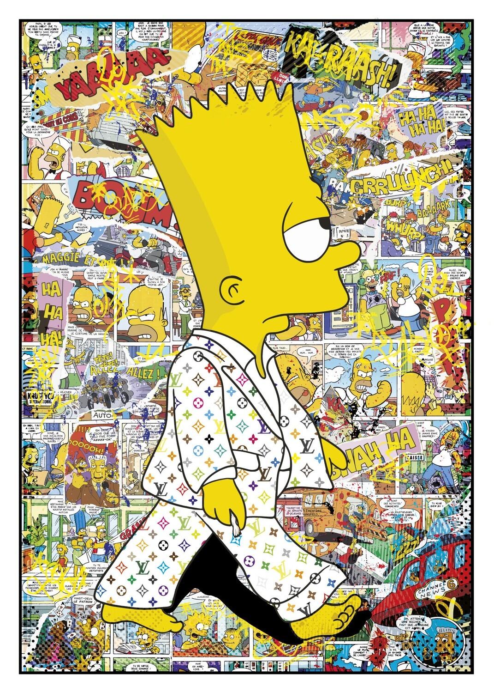 "Original Kobalt ""Bart Simpson Fashion Week"""