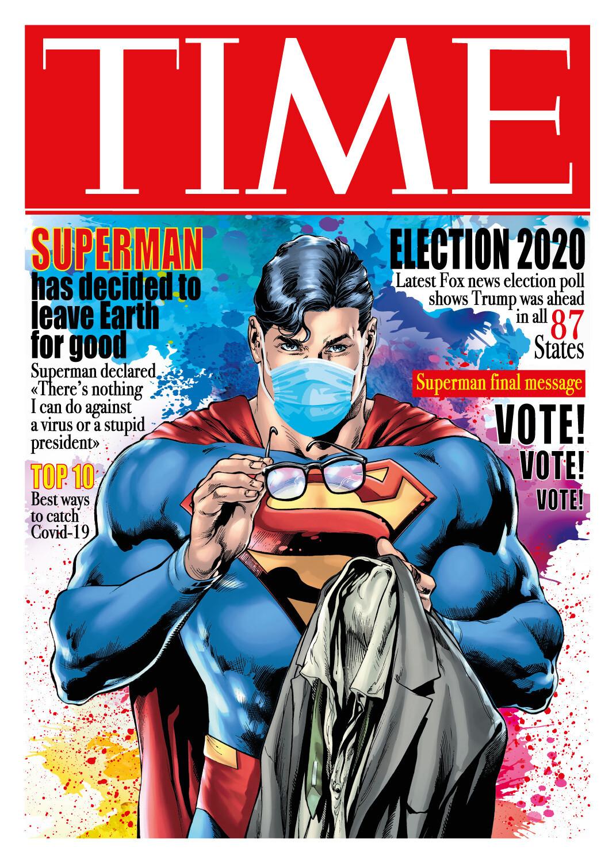 """Original Kobalt """"Superman"""""""