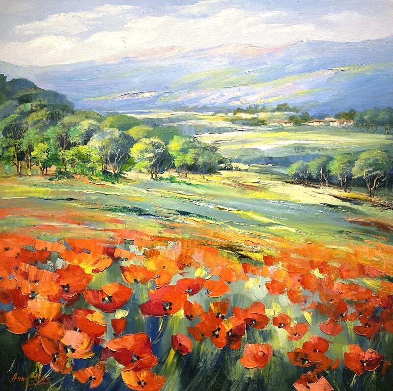 Original Gemälde Anna Mas