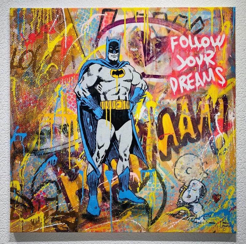 "Marco Valentini ""Batman"""