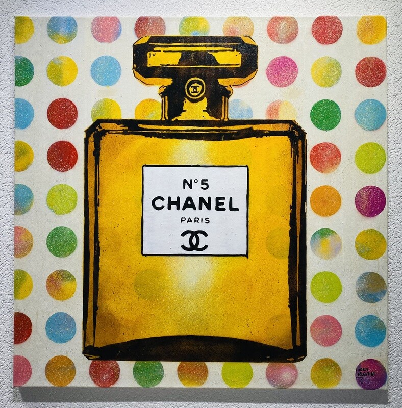 "Marco Valentini ""Chanel No 5"""