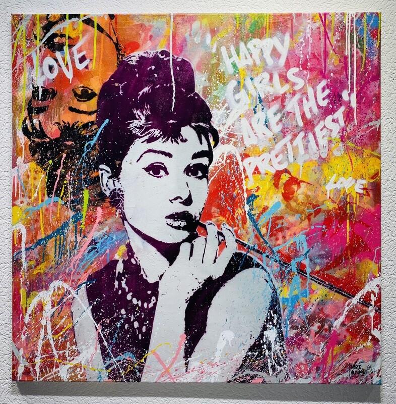 "Marco Valentini ""Audrey Hepburn"""