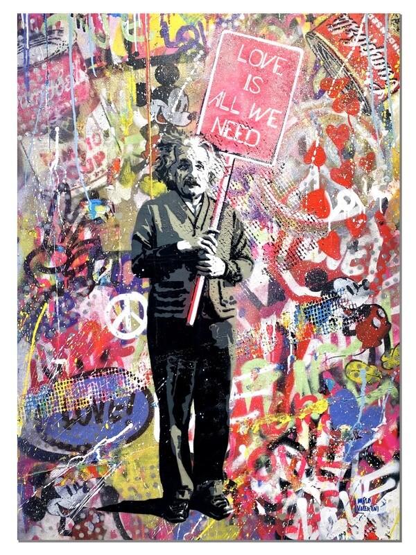 """Marco Valentini """"Einstein LOVE"""""""