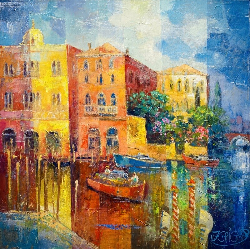 "Jean-Claude Picard ""In Venedig"""