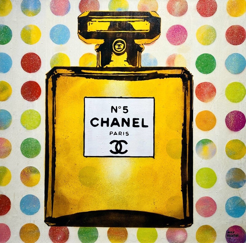"""Marco Valentini """"Chanel No 5"""""""