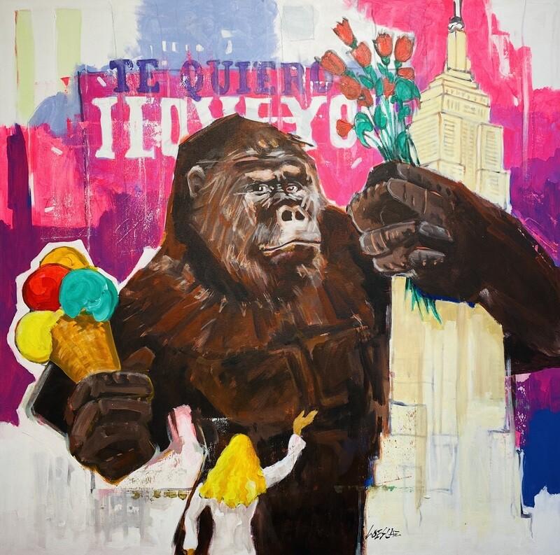 "Wolfgang Loesche Donald ""King Kong"""