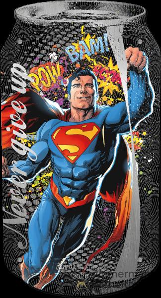 "Devin Miles ""Superman"""