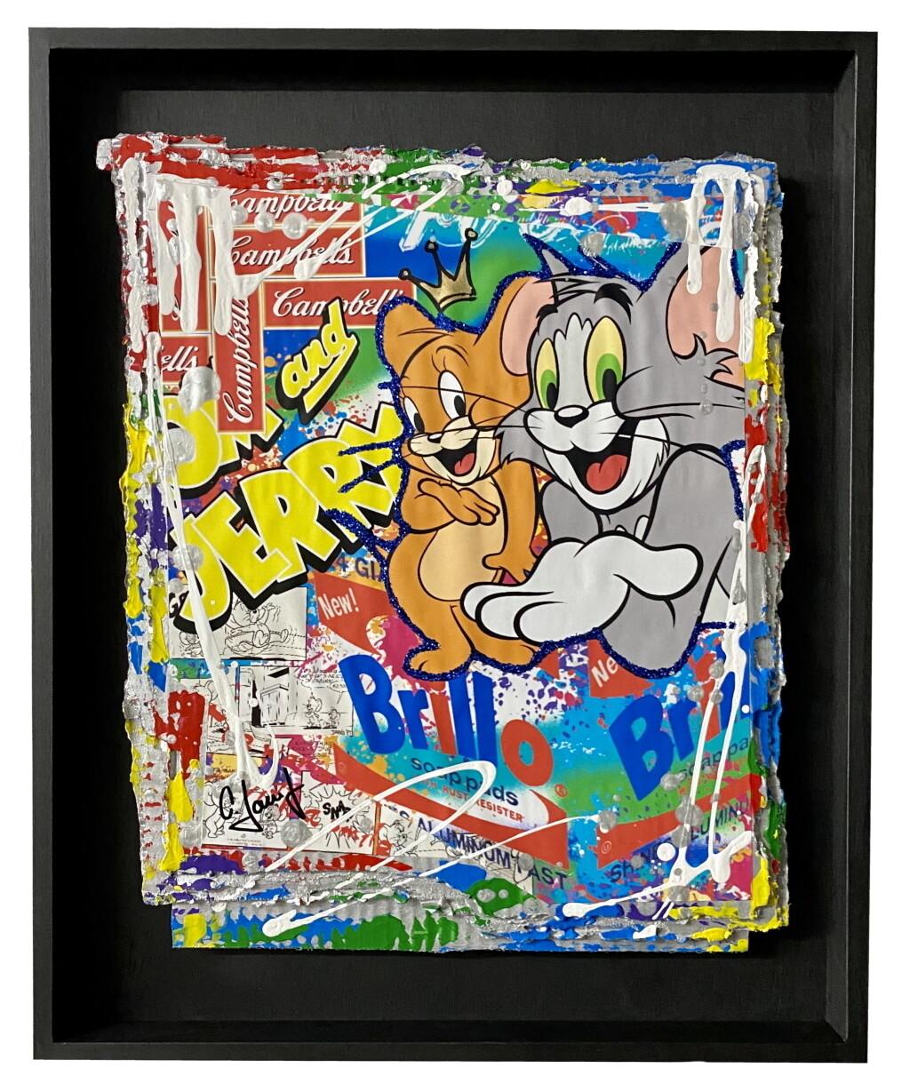 """Christiane Janßen """"Best Friends"""" Tom und Jerry"""