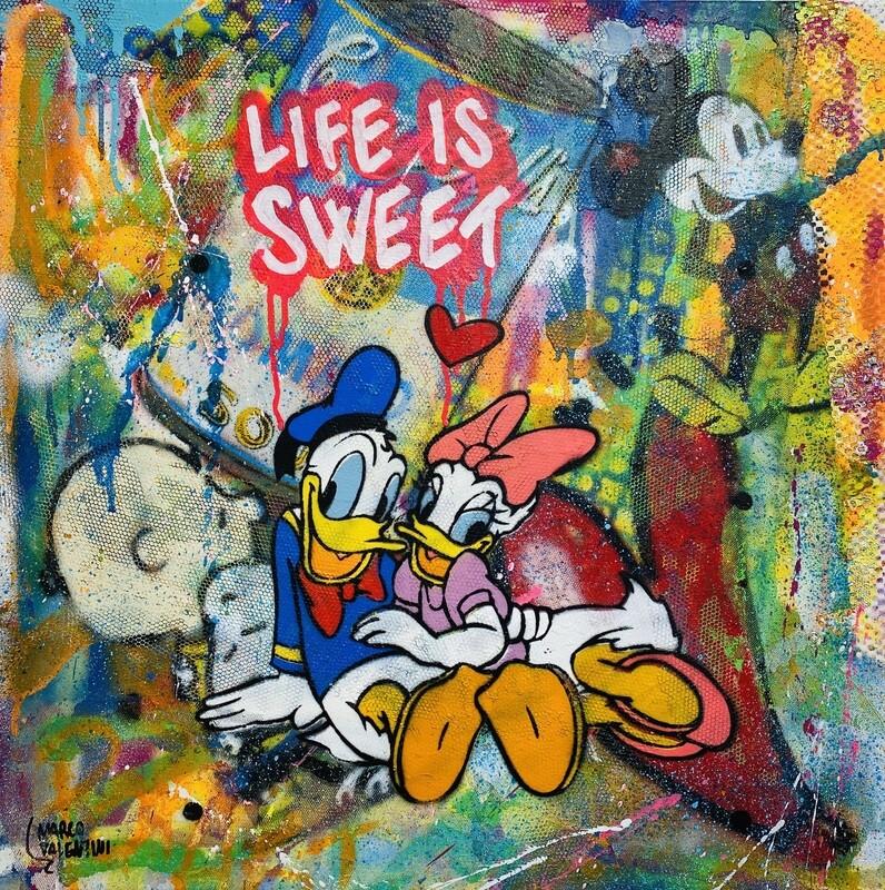 "Marco Valentini ""Life is sweet mini"""