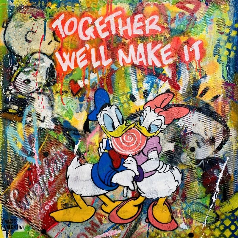 "Marco Valentini ""Together we'll make it mini"""