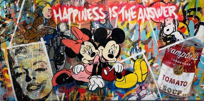 """Marco Valentini """"Happiness is the answer"""""""