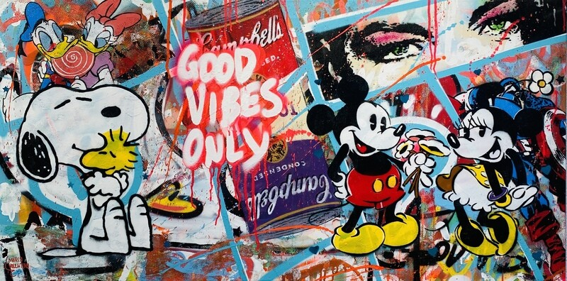 """Marco Valentini """"Good Vibes only"""""""