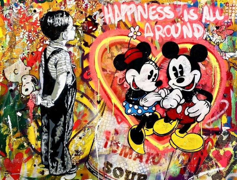 """Marco Valentini """"Happiness is all around"""""""
