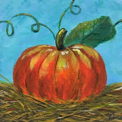 Pumpkin - DUH