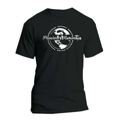 Preserve Humanity Unisex T-Shirt