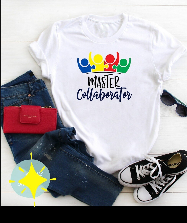 Master Collaborator Unisex T-Shirt