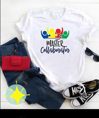 Master Collaborator T-Shirt