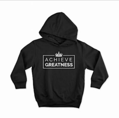 Achieve Greatness Adult Hoodie