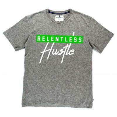 Relentless Hustle Unisex T-Shirt (Graphite Heather)