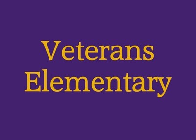 Veterans Elementary Yearbook