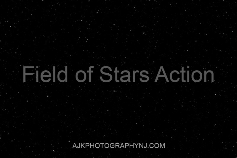 Field of Stars action- photoshop action by Eric Miele from AJK Photography