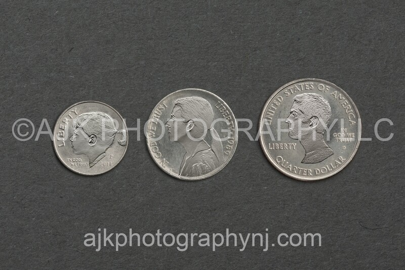Blank Coins Digital Backdrop - digital background by Eric Miele from AJK Photography