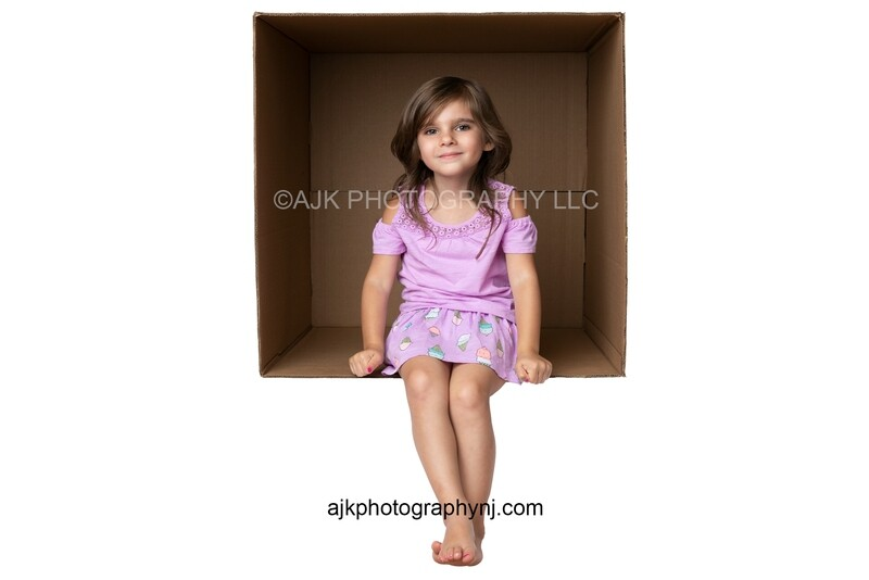 1 cardboard box PNG Digital Overlay, composite, by Eric Miele from AJK Photography
