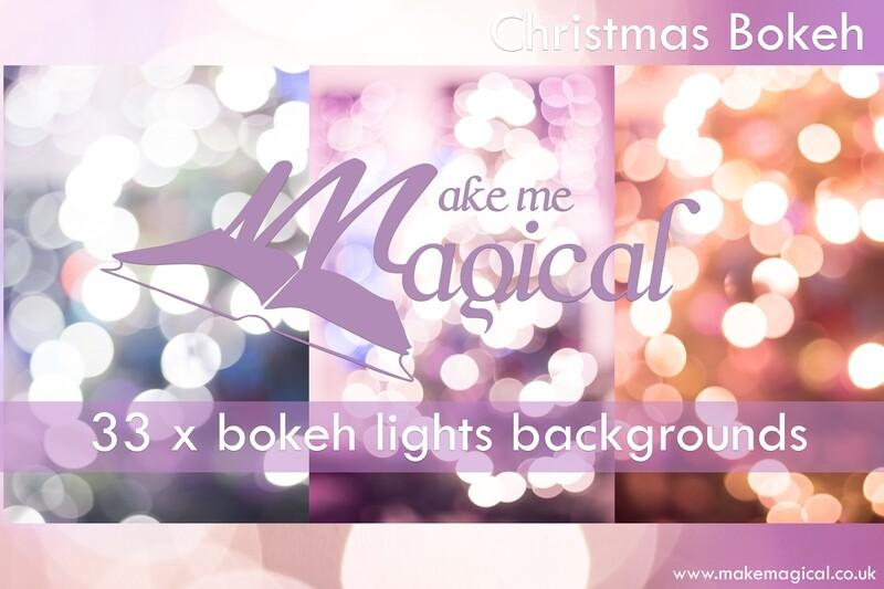 Christmas Bokeh Lights pack of 33 digital backdrops, bokeh texture, bokeh overlays, bokeh lights, pastel bokeh, bokeh orbs, bokeh photos