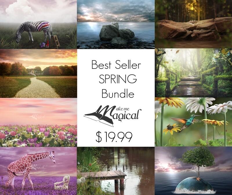 Best Seller Spring Bundle by Makememagical