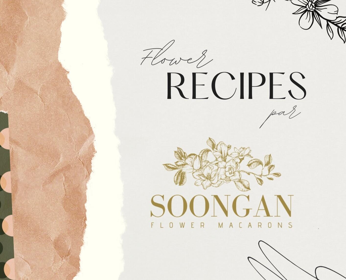 E-book: Flower Recipes par SOONGAN